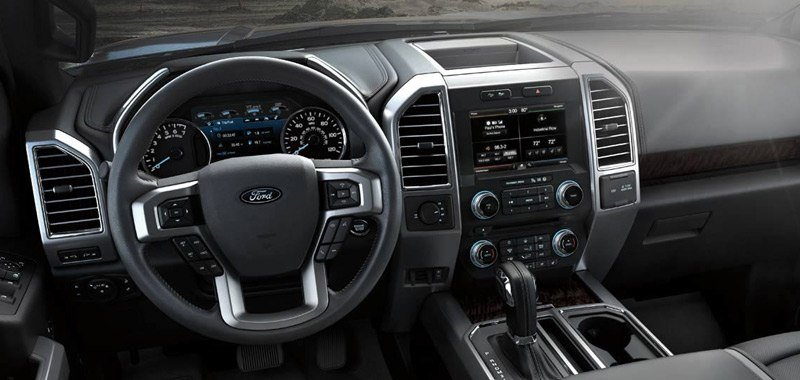 2017 Ford F 150 Interior >> Meet The New 2017 Ford F 150 Pickup Truck In Carman Mb
