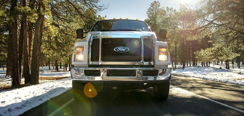 Ford Super Duty Exterior - Carman Ford