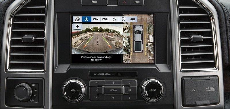 Ford Super Duty Dash - Carman Ford