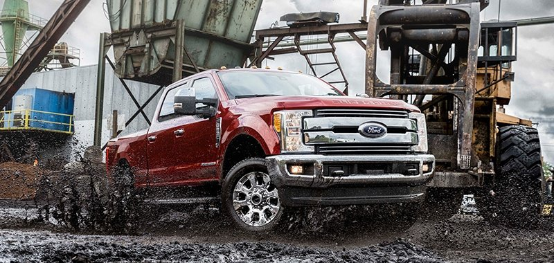 Ford Super Duty Towing - Carman Ford