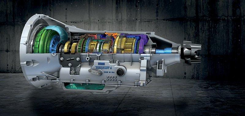Ford Super Duty Engine - Carman Ford